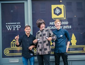 WPP – D&AD New Blood Academy Programme
