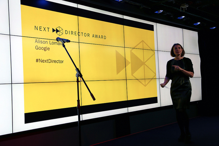 Partnership Case Study: YouTube, Next Director Award