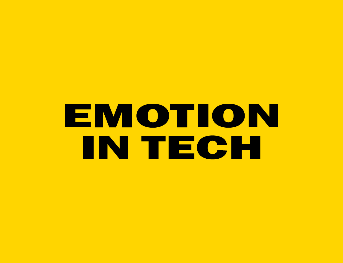 Tech got you feeling like a robot? These big winners prove the power of tech when it's driven by emotion.