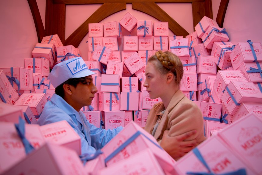 Grand Budapest Hotel Mendls Boxes