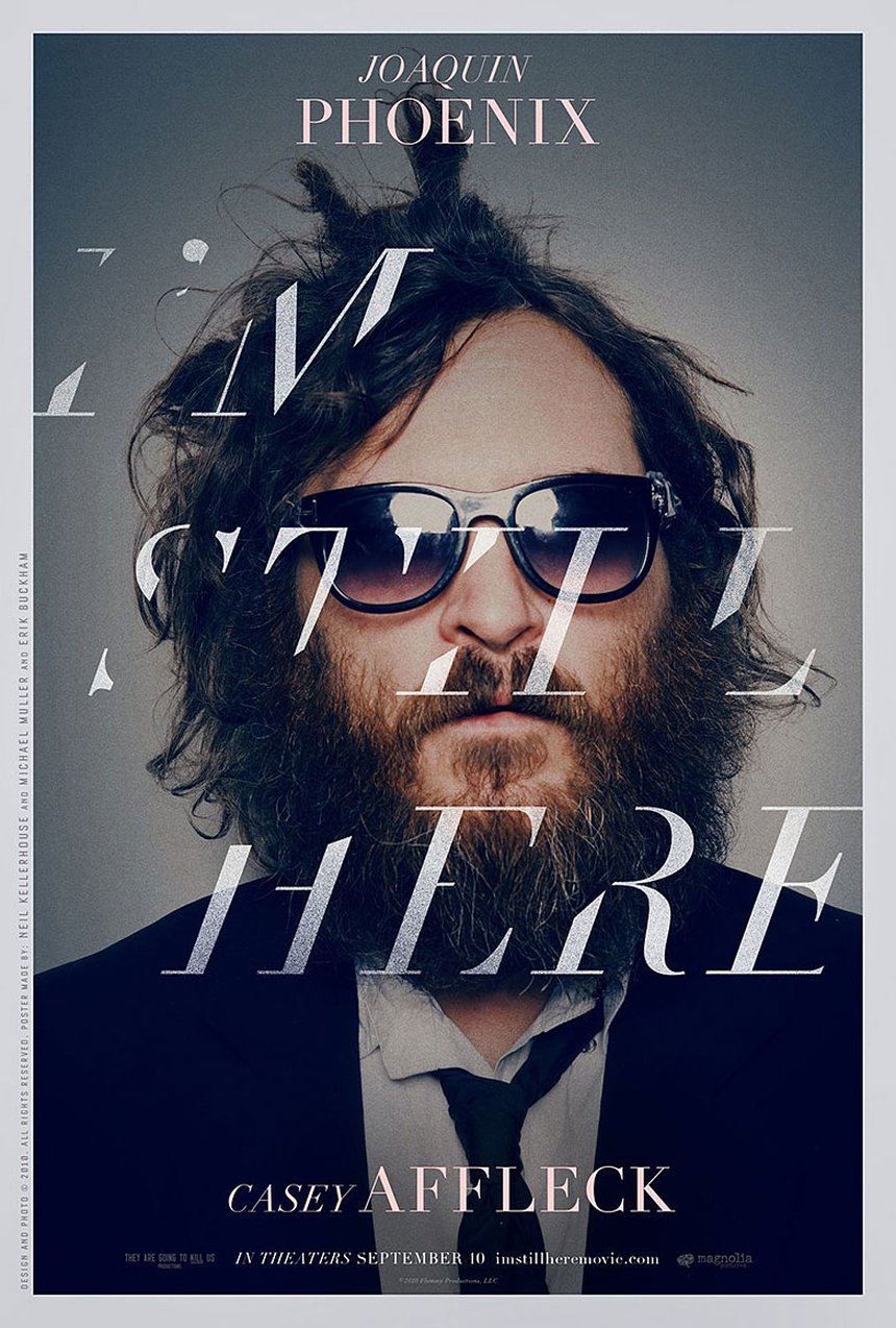 Film Posters Starring Well Cast Typography