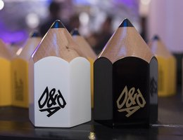 D&AD New Blood Award Winners