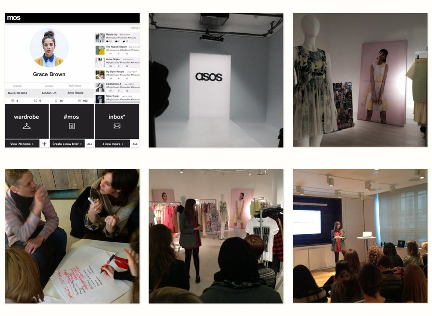 Partnership Case Study: ASOS, New Blood Brief & Workshop