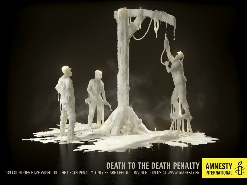 Amnesty Internationa Death Penalty