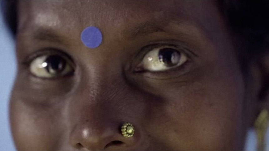 Iodine Deficiency Indian Women Campaign