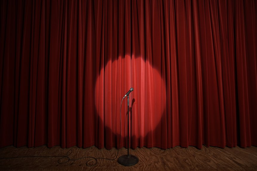 Edfest: Using Raw Comedy Talent