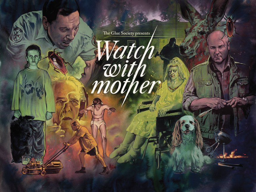 Watch With Mother / The Glue Society / Revolver / Will ORourke / Members Spotlight / Jonathan Kneebone