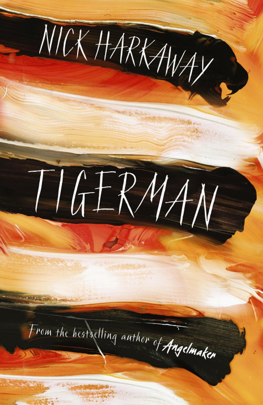 Tigerman Glen O'Neill Book Cover