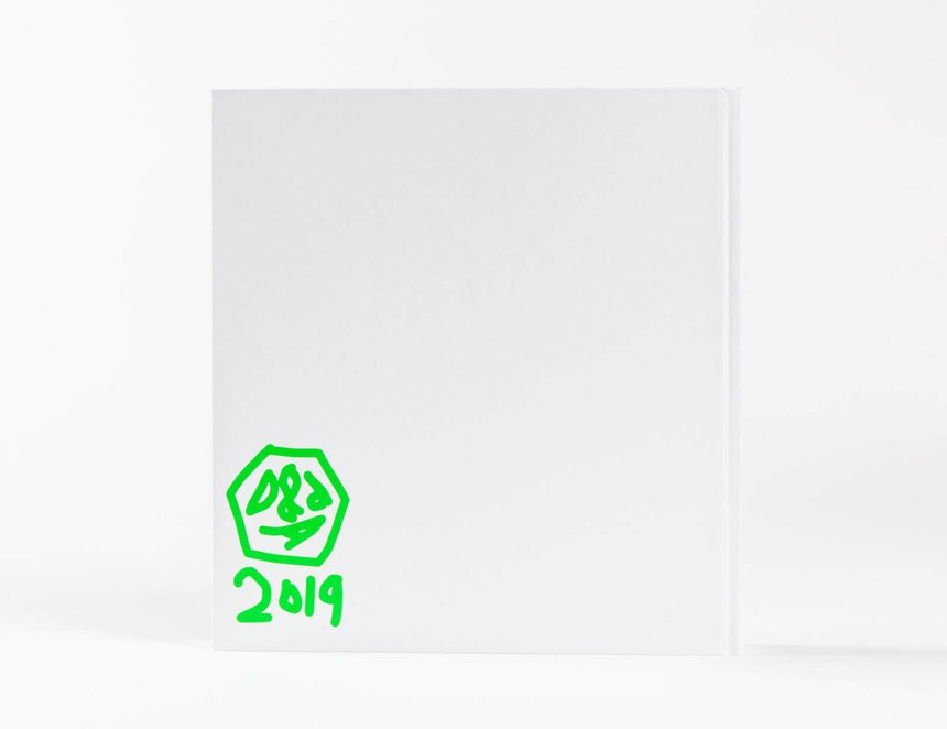 D&AD Annual 2019 back