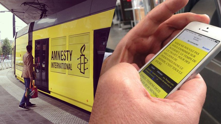 Amnesty International Social Media