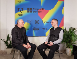 Reimagining the world and pop culture; Steve Vranakis in conversation with Jeff Goodby